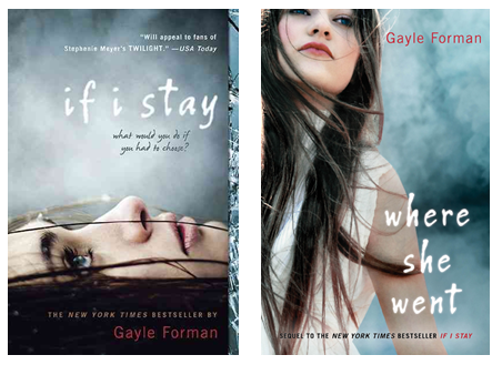 Novel Young If I Stay By Gayle Forman 3