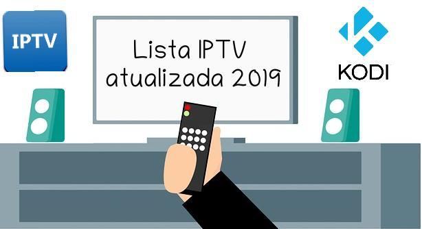 Lista IPTV m3u atualizadas de Futebol 2019