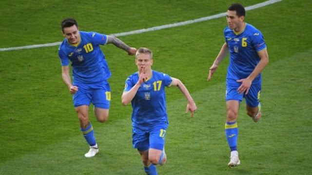 Σουηδία-Ουκρανία (1-2,1-1κ.δ): Οι Ουκρανοί «ξέραναν» τους Σουηδούς στο 121' και πέταξαν για τους «8»