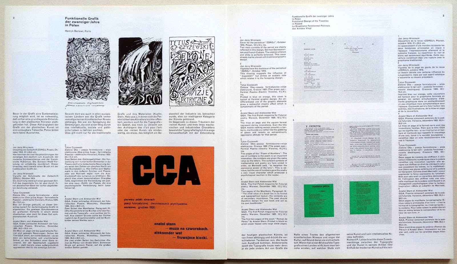 Past Print: New Graphic Design / issue 9 / March 1961