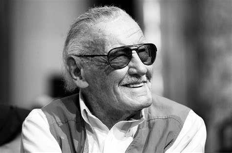 Stan Lee Trends on Twitter (For the Right Reasons)