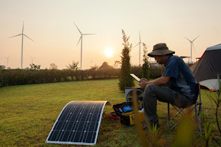 Energy on the Go: 6 Benefits of Portable Solar Powered Generators