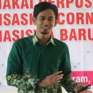 Kepala Perpustakaan UMMAT, Iskandar, S.Sos.,MA