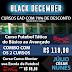 BLACK DECEMBER - O mês todo com preços super especiais em nossos cursos