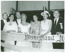 Original Disneyland Hotel 1956 Opening Day