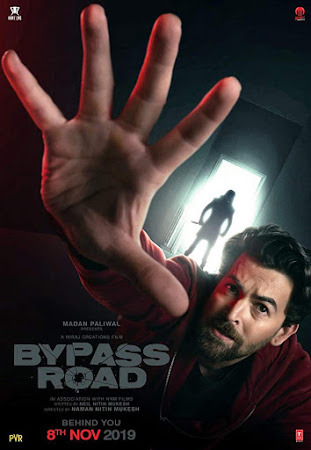 Poster Of Hindi Movie Bypass Road 2019 Full HD Movie Free Download 720P Watch Online