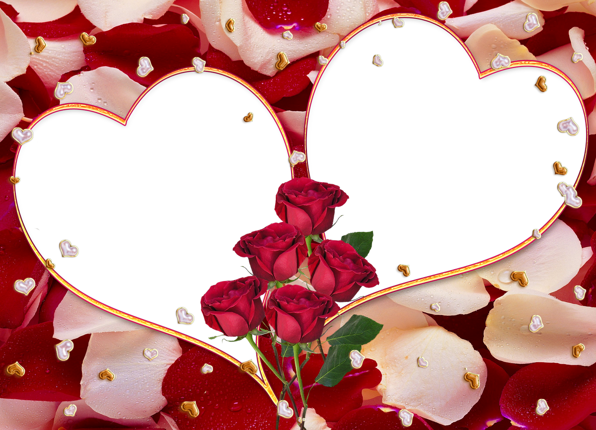 Marcos Para Fotos De Amor. San Valentin.