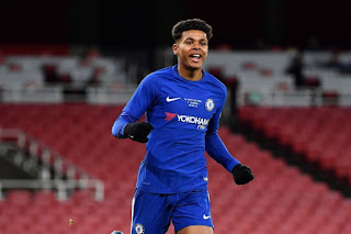 Tino Anjorin says he his happy over Contract extension with Chelsea