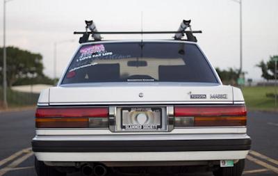 Eksterior Toyota Cressida Modifikasi