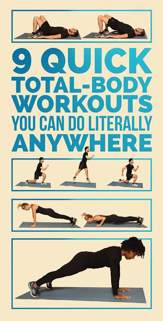 Body workout anywhere