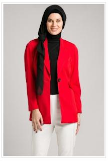 Style Fashion Busana Muslim untuk Kerja di Tahun Update