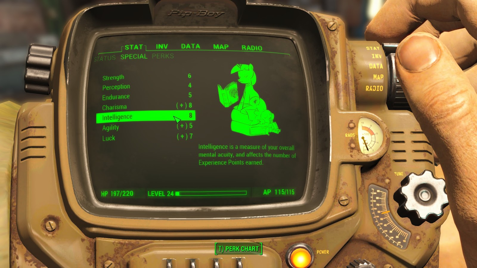 Equestria Daily Mlp Stuff The Fallout 4 Pony Modding Begins