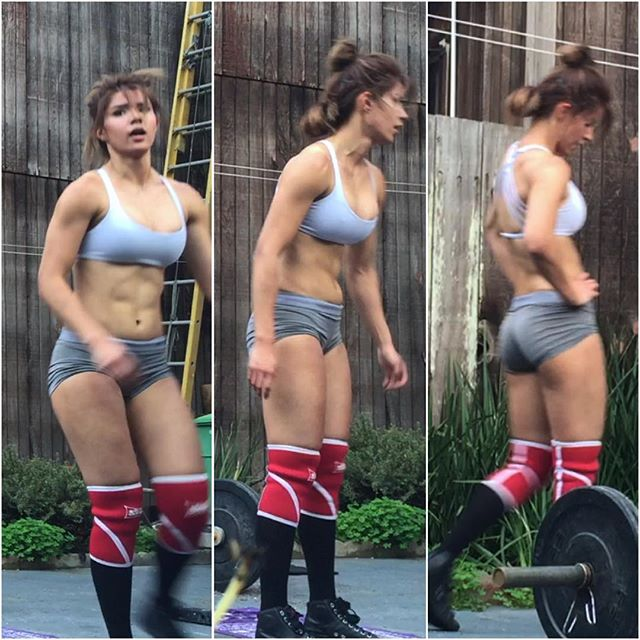 Fitness Model Kayli Ann Phillips