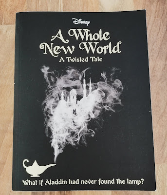 A Whole New World by Liz Braswell book cover