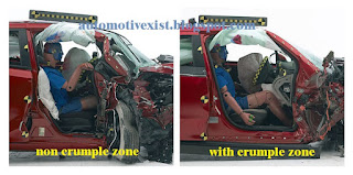 Mungkin bila anda perhatikan untuk jenis mobil keluaran terbaru ketika mengalami kecelaka Ini Alasan Kenapa Mobil Baru Mudah Ringsek Setelah Kecelakaan