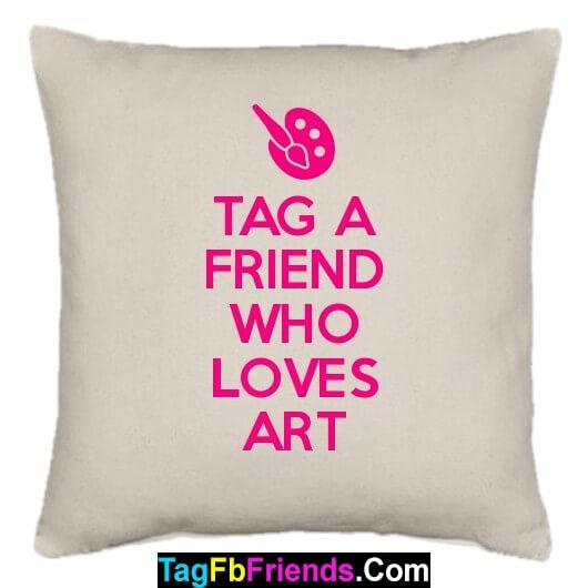 Tag a friend who loves art.