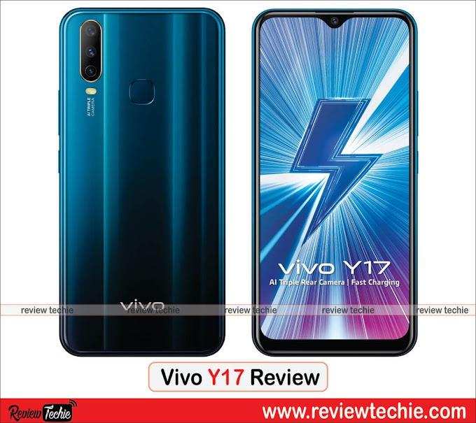 Vivo Y17 Review