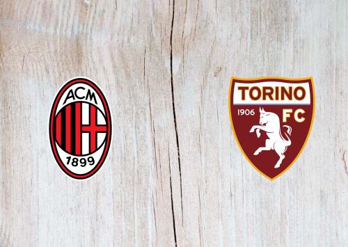 Milan vs Torino -Highlights 09 January 2021