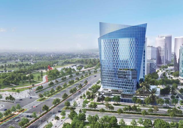 بوديا تاور العاصمة الادارية Podia Tower New Capital
