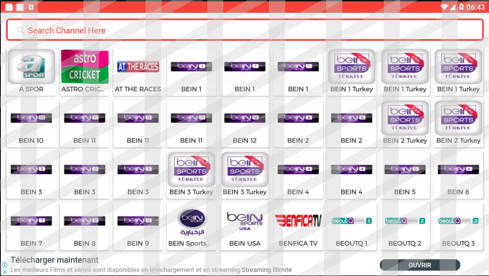 تحميل تطبيق Oreo TV APK v1.7.6 لمشاهدة القنوات العالمية أحدث إصدار تنزيل