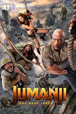 Jumanji: The Next Level [2019] [NTSC/DVDR- Custom HD] Ingles, Español Latino (Line)