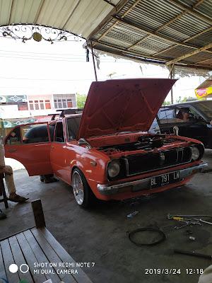 Modif Sedan