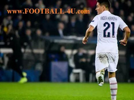 FOOTBALL , Mercato , PSG , Ander Herrera , Football-4u