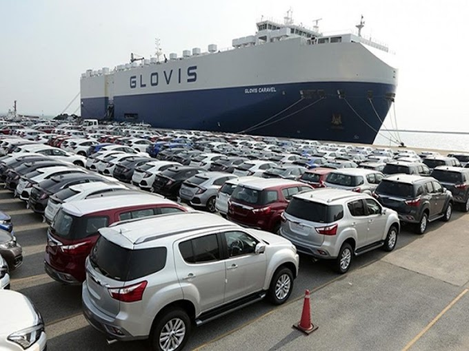 Tình hình xe ô tô Trung Quốc nhập về Việt Nam bất ngờ tăng vọt