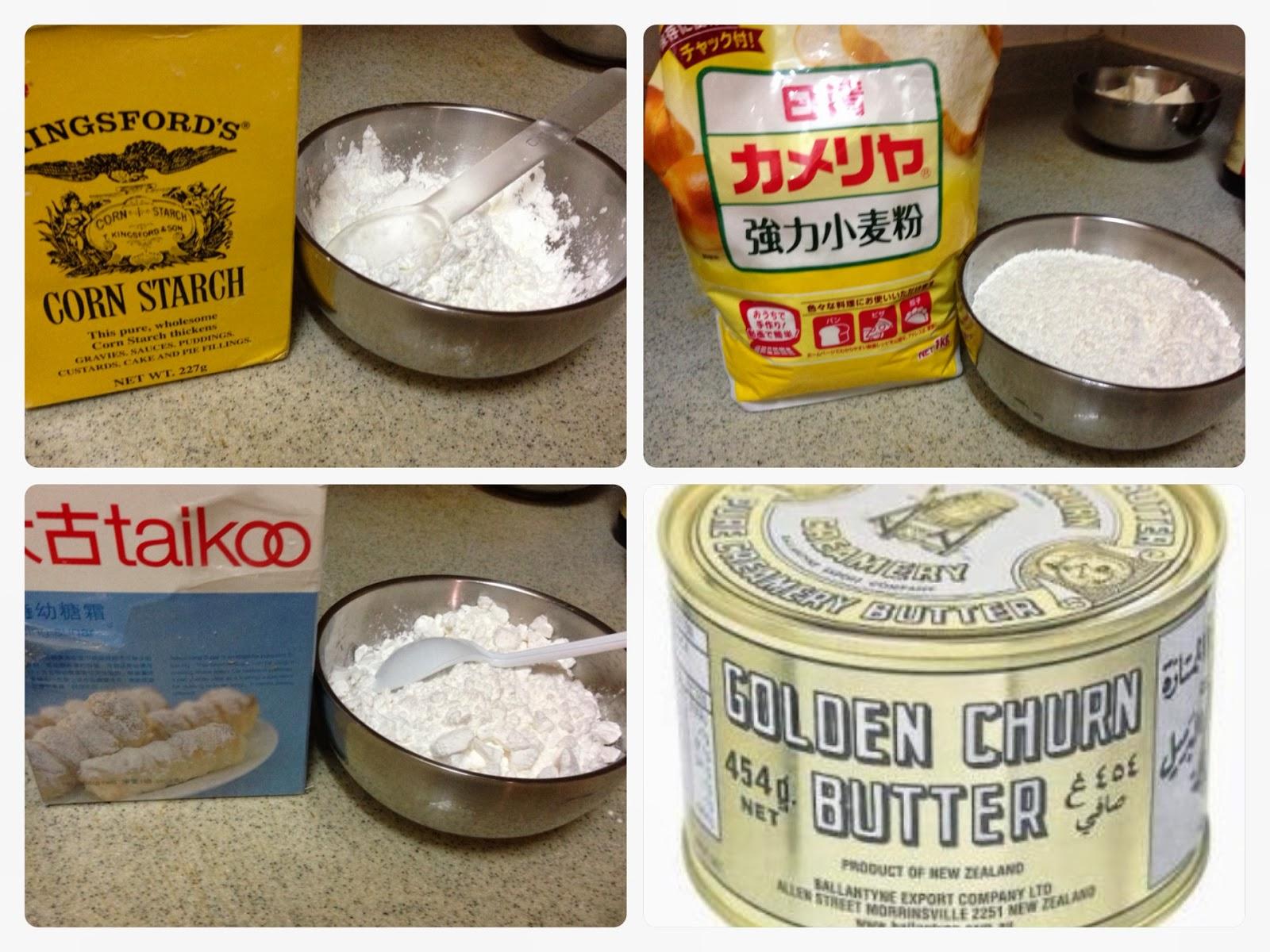 Bella's Blog: 牛油唧花曲奇