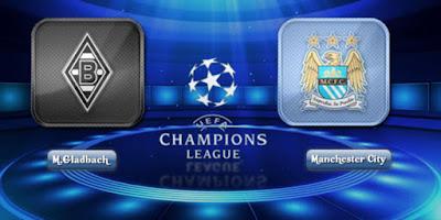 Prediksi Skor Monchengladbach vs Manchester City 24 November 2016, Prediksi Skor Monchengladbach vs Manchester City