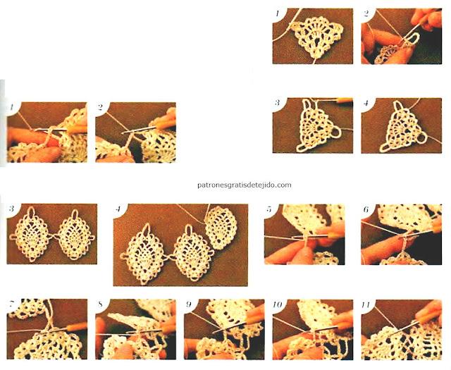 patrones-punto-piñas