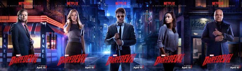 Daredevil (2015- ) ταινιες online seires xrysoi greek subs