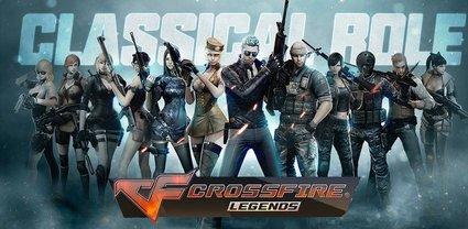 CrossFire Legend Mod Apk