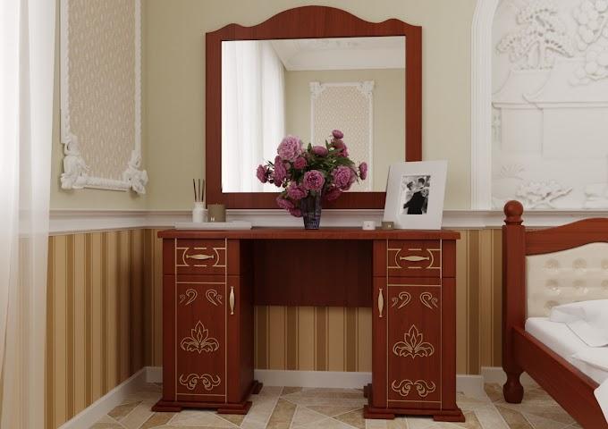 Туалетный стол Магнолия  ТМ ЧДК