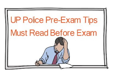 up police exam tips