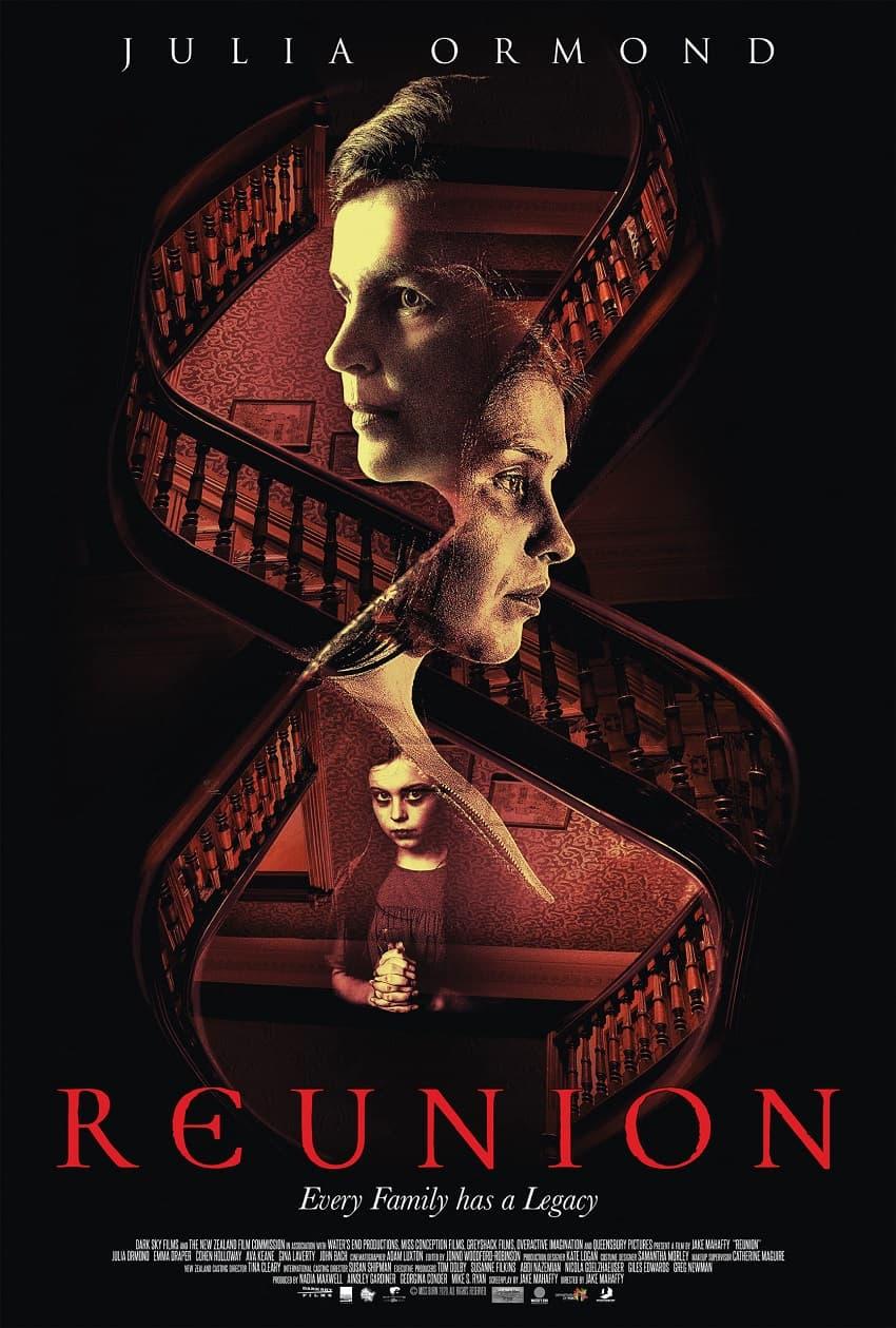 Фильм ужасов Reunion выйдет в феврале - официальный трейлер внутри - Постер