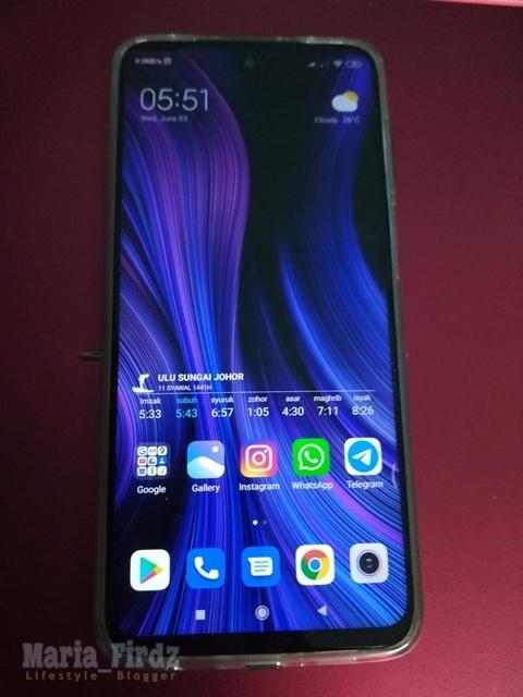 Review Xiaomi Redmi Note 9s