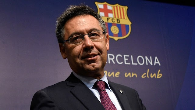 Breaking News : Former President of FC Barcelona Bartomeu has been arrested over Barcagate Scandal