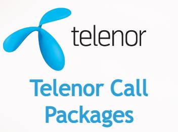 Telenor Call Packages daily, 3-Days, Weekly, Monthly