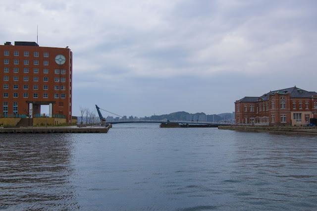 藍翼門司吊橋