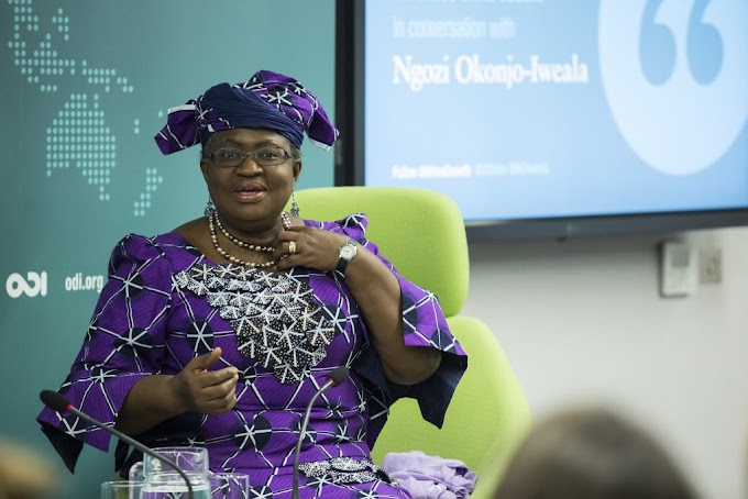 Road clear for Okonjo-Iweala's WTO DG race as South Korea withdraws candidate
