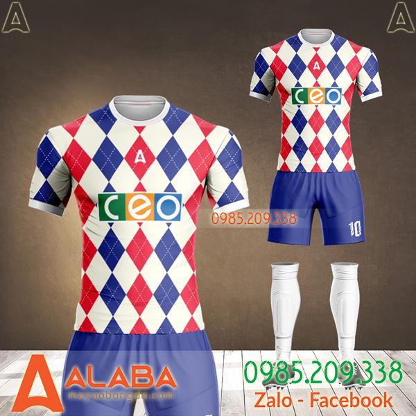 áo bóng đá tập đoàn ceo việt nam
