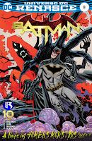 DC Renascimento: Batman #8