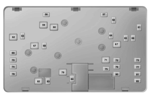 Fuse Box: 2015 - 2020 Ford Edge - Fuse Panel Diagram | 2015 Ford Edge Fuse Diagram |  | Fuse Box - blogger