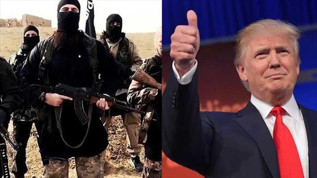 El gobierno de Trump apoya el terrorismo