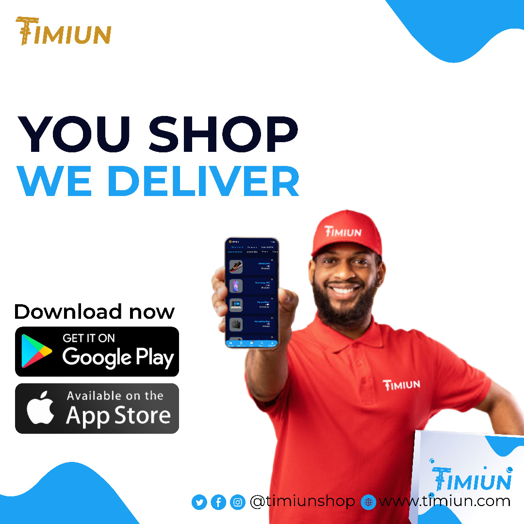 Timiun onlin shop delivery