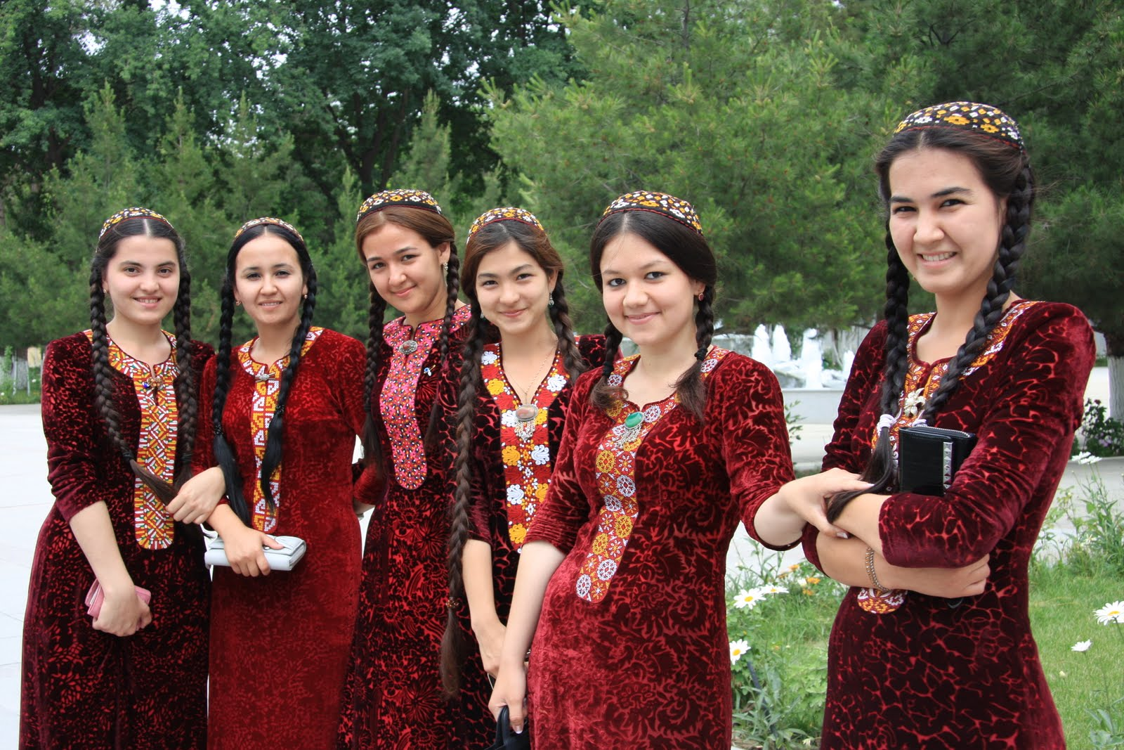 Over there and back again: Turkmenistan