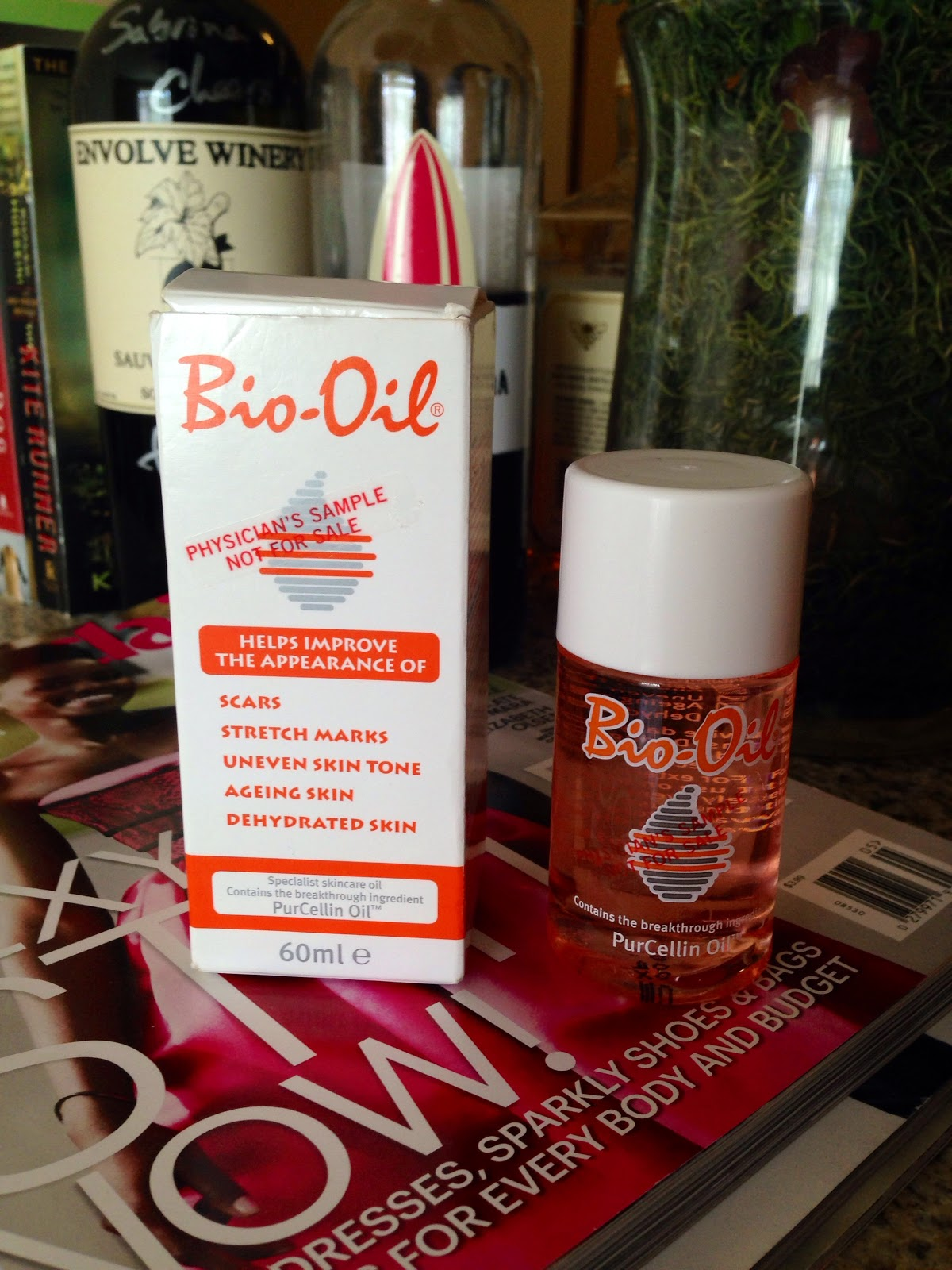 Product Review Bio Oil The 1 Scar And Stretch Mark Remover