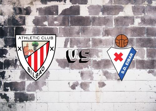 Athletic Club vs Eibar  Resumen