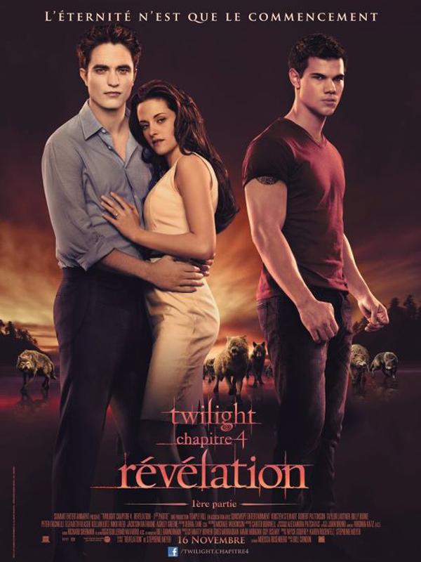 Twilight Chapitre 3 Film Complet En Streaming Hd : twilight, chapitre, complet, streaming, Streamcomplet], Twilight, Chapitre, Révélation,, 1ère, Partie, Streaming, Complet, Francais